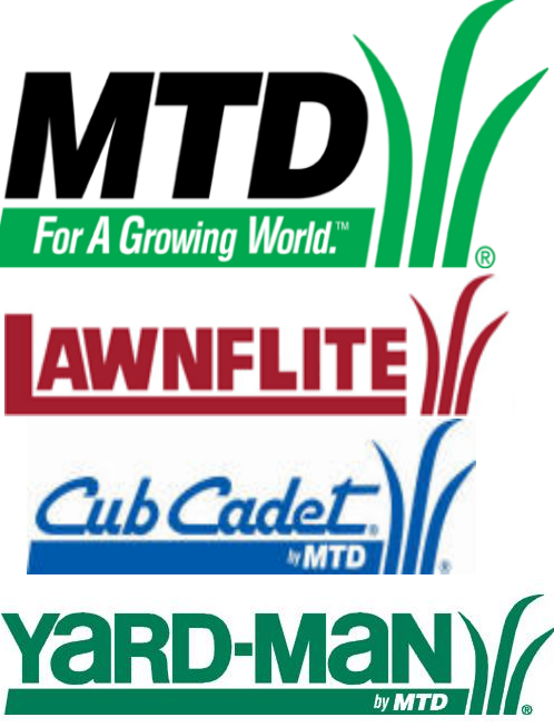 Supply MTD and Lawnflite parts to France