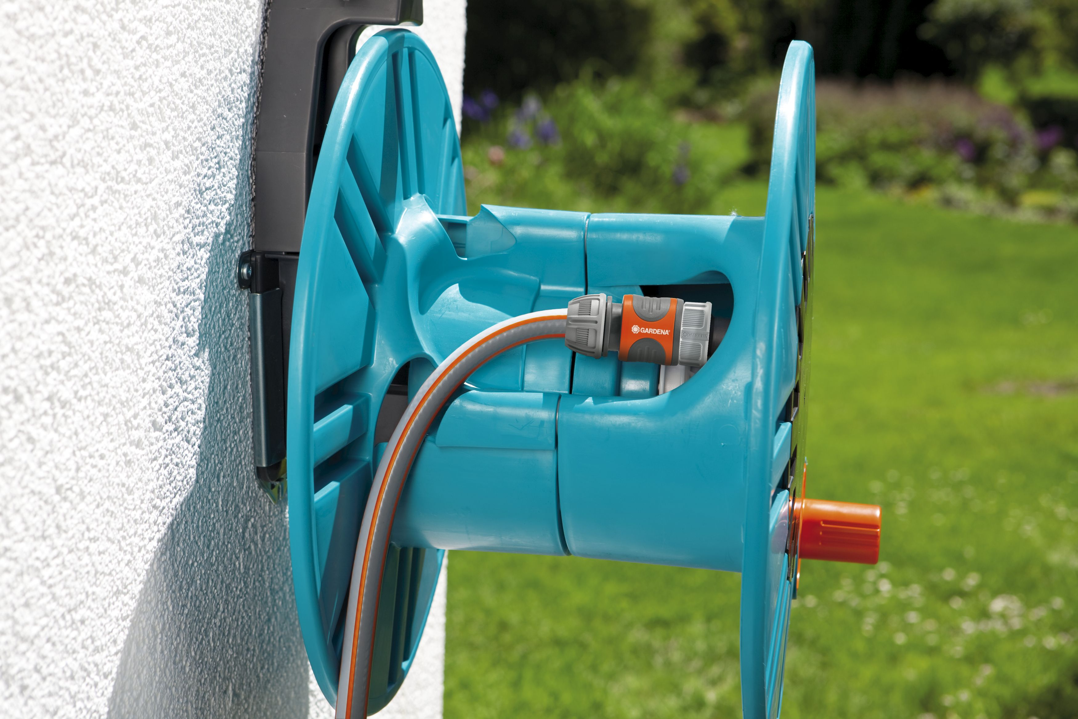 Gardena Wall Hose Reel Inc Guide 2651 G2650