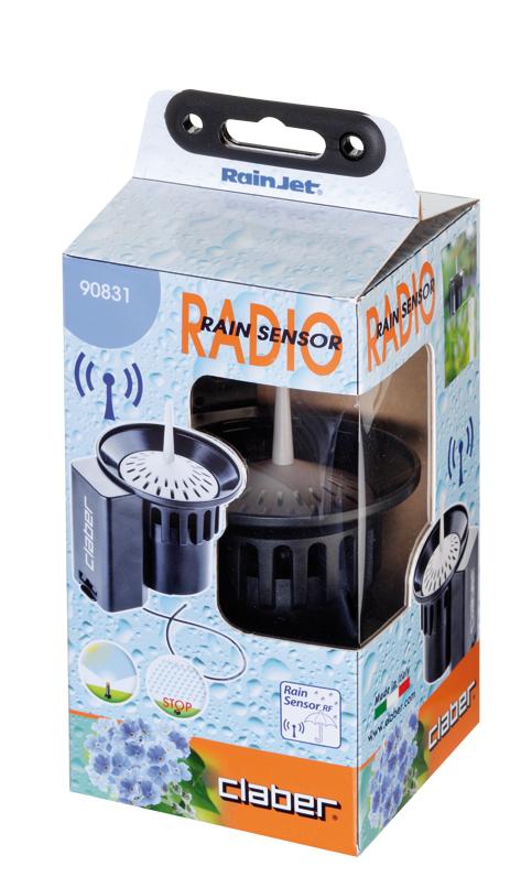 Claber 90831 Rain Sensor Rf