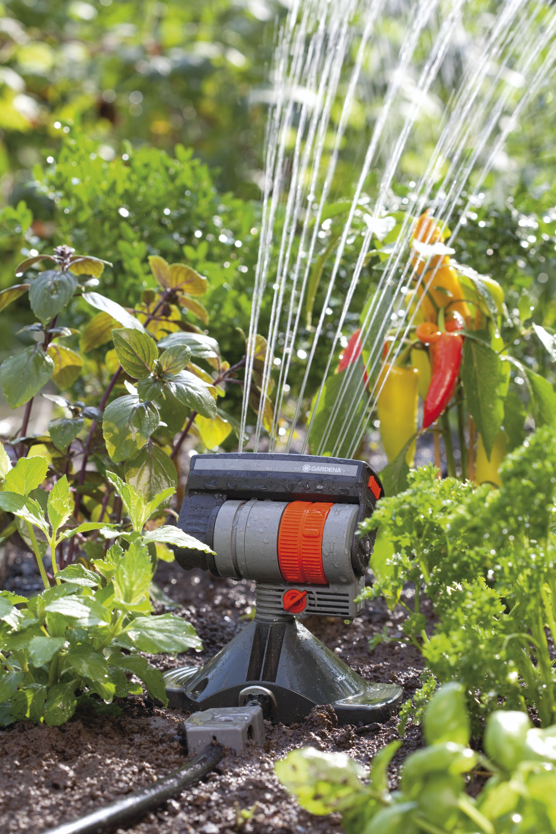 Gardena Oscillating Sprinkler Os 90 8361