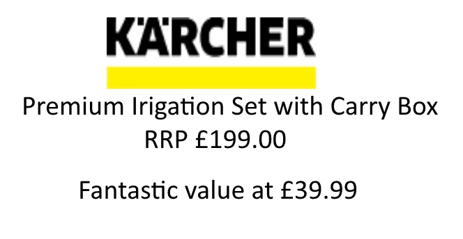 Karcher Kit Offer