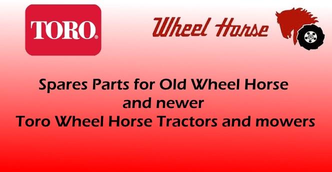 Wheelhorse spares