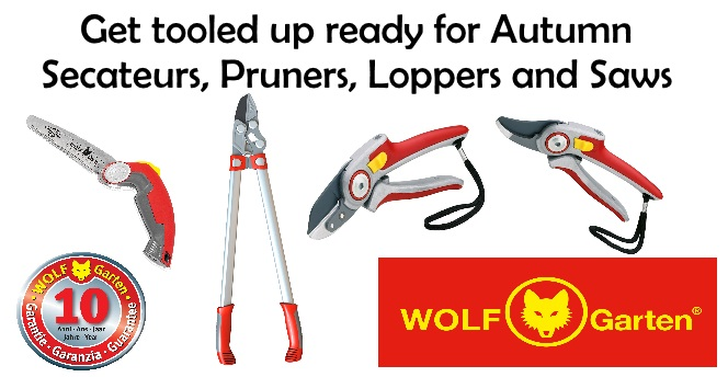 Wolf Pruners