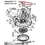 754-0445 Deck Belt