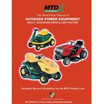 MTD Tractor Manual