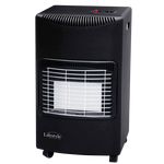 Heatforce Black 4.2 kw Radient Cabinet Heater