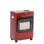 New Mini Radiant Heater Red