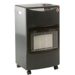 Seasons Warmth LPG Cabinet Heater Grey