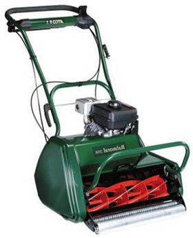 Petrol Cylinder Mower Servicing Solihull Area